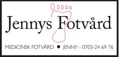 Jennys fotvård